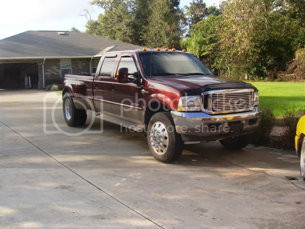 Super Dually Conversion Single Ford