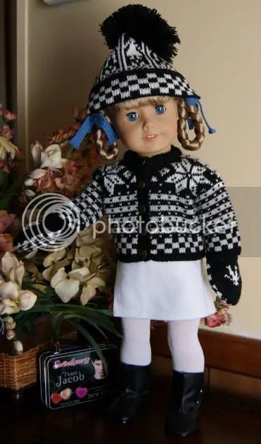 Kirsten Doll Mattel American Girl Playthings
