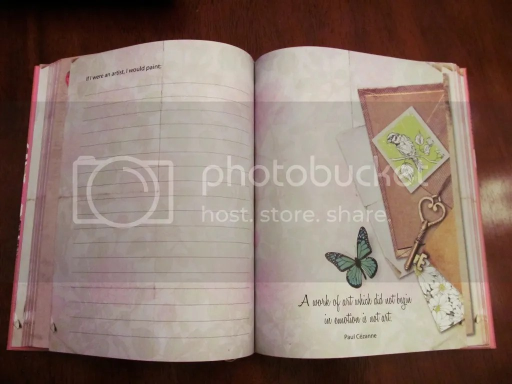 Blank Travel Journal Pages