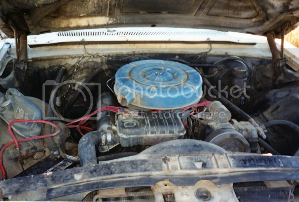 64 Ford Galaxie 500 Fastback
