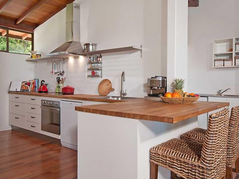 L Shaped Kitchen Bar