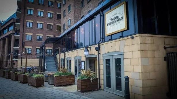 Fish Restaurant Quayside Newcastle