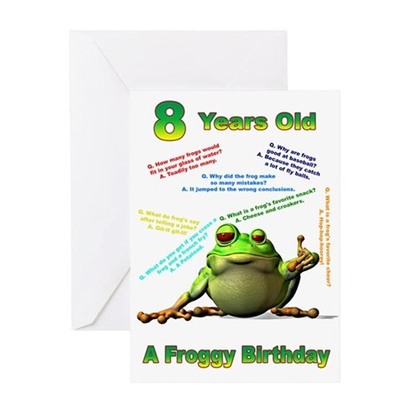 Image of: Jokes Funny Cafepress Funny 8th Birthday Greeting Cards Cafepress
