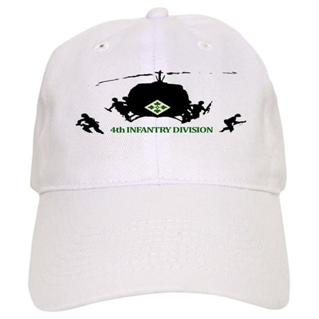 4th Infantry Division Ball Cap