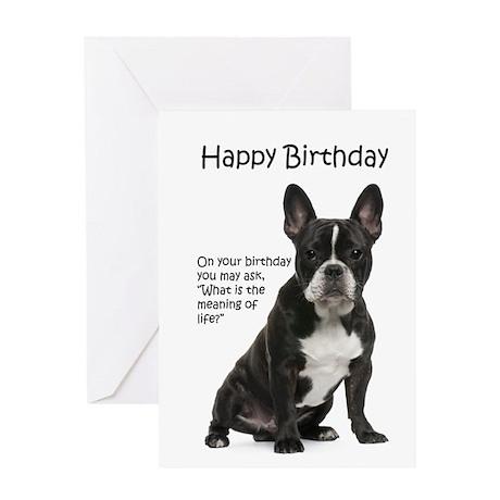 Meme Boston Terrier Happy Birthday