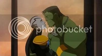 Superheroes, etc.: Review - Planet Hulk