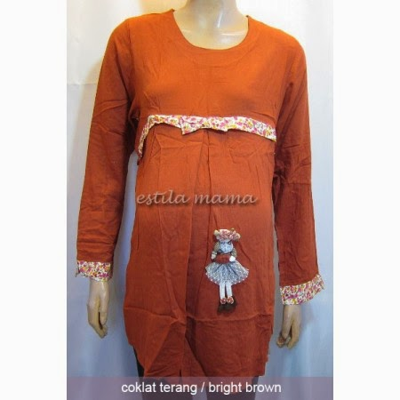 Image Result For Model Gamis Batik Ibu Menyusui