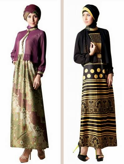 Image Result For Model Baju Gamis Songket Remaja