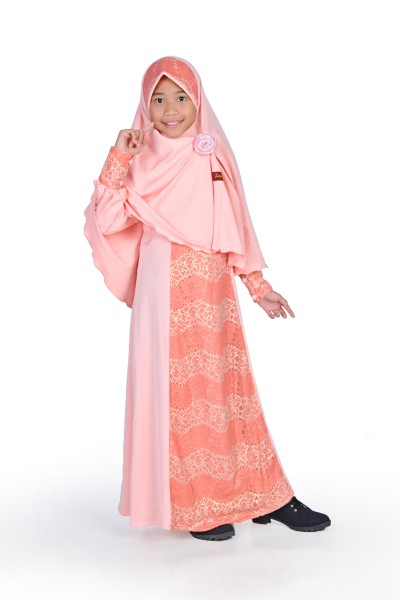 Image Result For Model Gamis Motif Polkadot