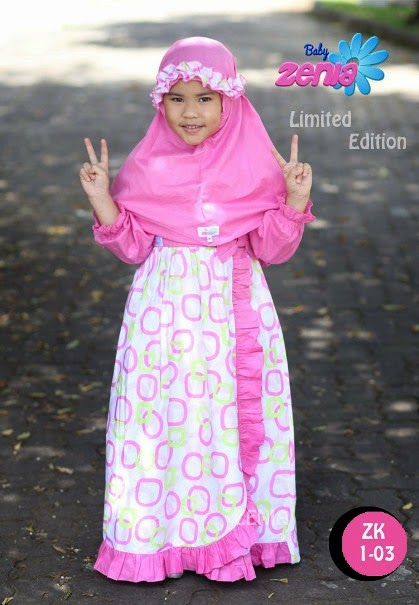 Image Result For Model Gamis Anak Kecil Perempuan