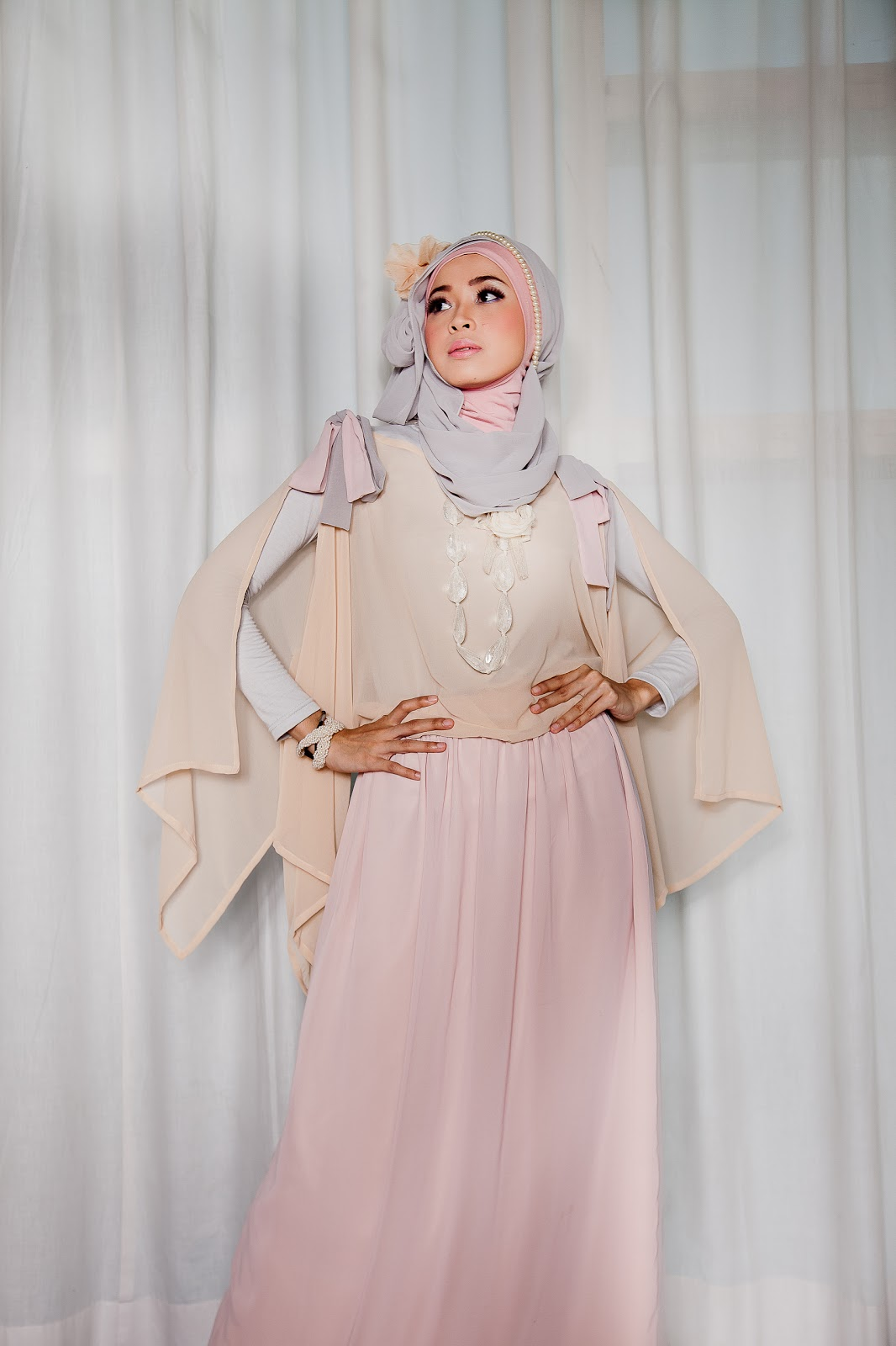 Image Result For Contoh Model Gamis Formal