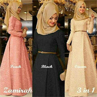 Image Result For Model Gamis Jaguar Kombinasi