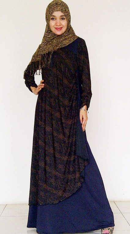 Image Result For Model Gamis Loreng
