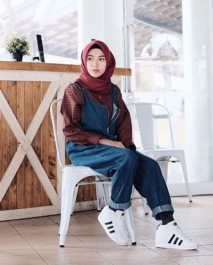Model Baju Hijab Jaman Now 10