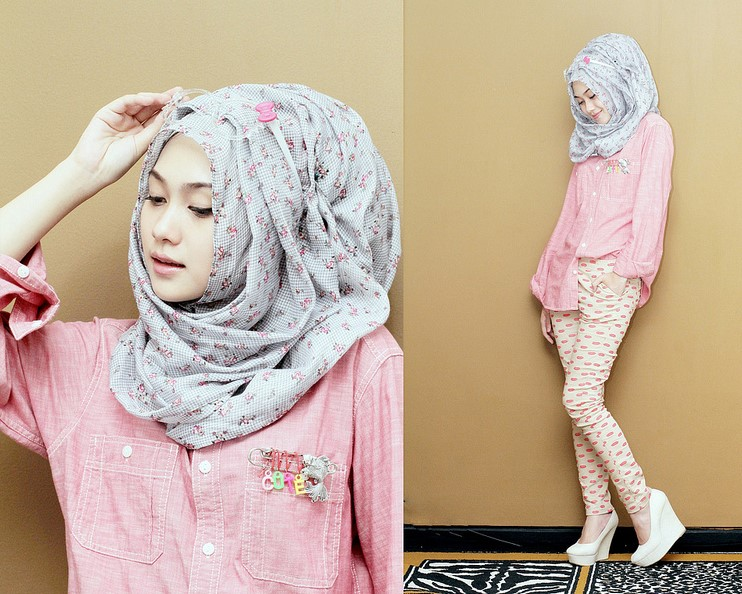 Model Baju Hijab Jaman Now 7