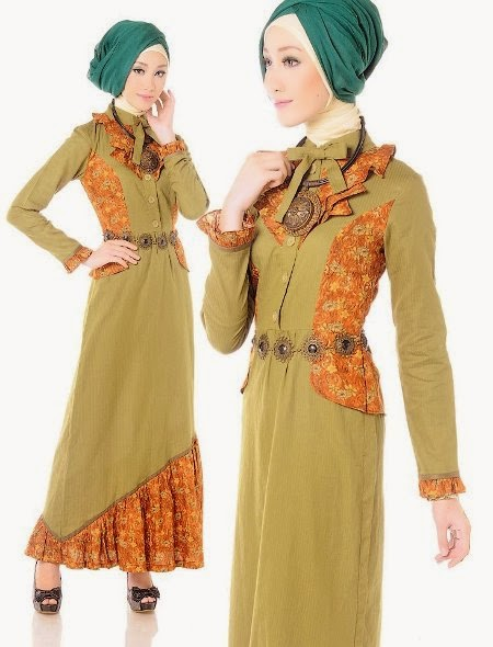 Image Result For Model Gamis Couple Sederhana