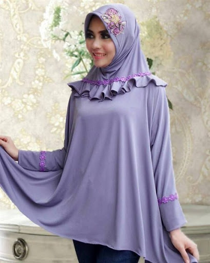 Image Result For Model Baju Gamis Dasar Polos