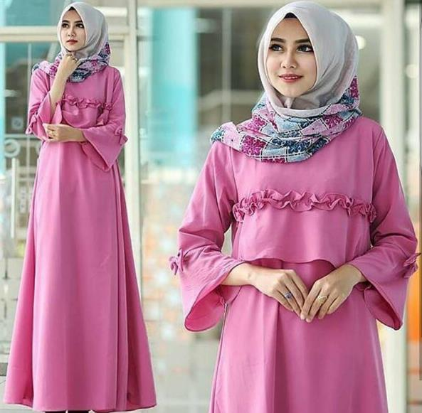 Image Result For Model Baju Gamis Remaja Jaman Now