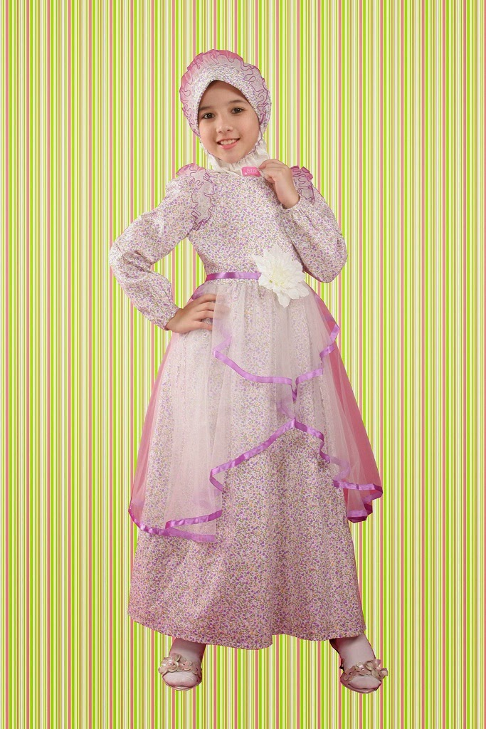 Image Result For Model Gamis Anak Dannis