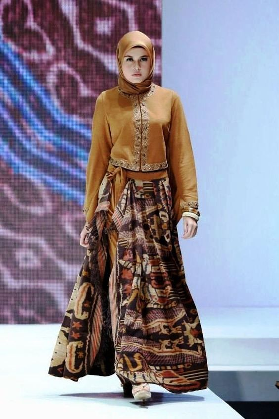 Image Result For Model Gamis Batik Lucu