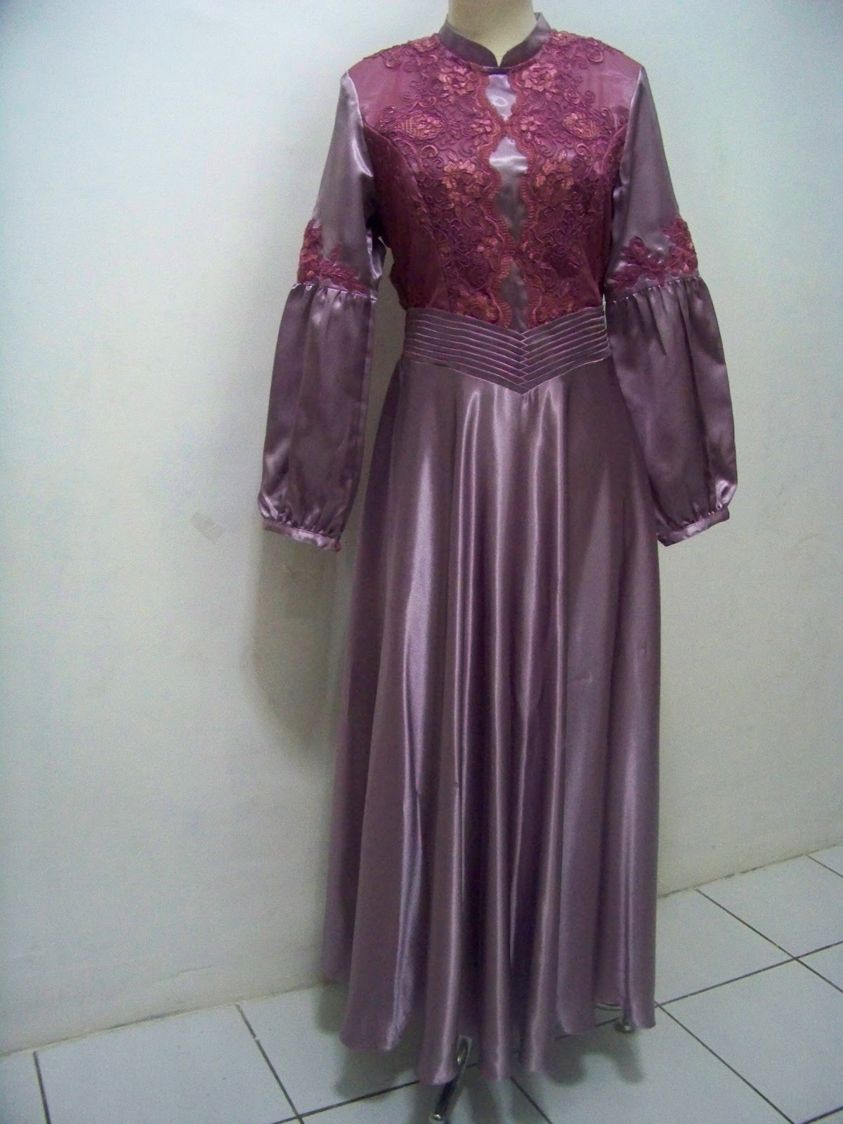 Mbarep Collections Koleksi Gaun Pesta Hand Made