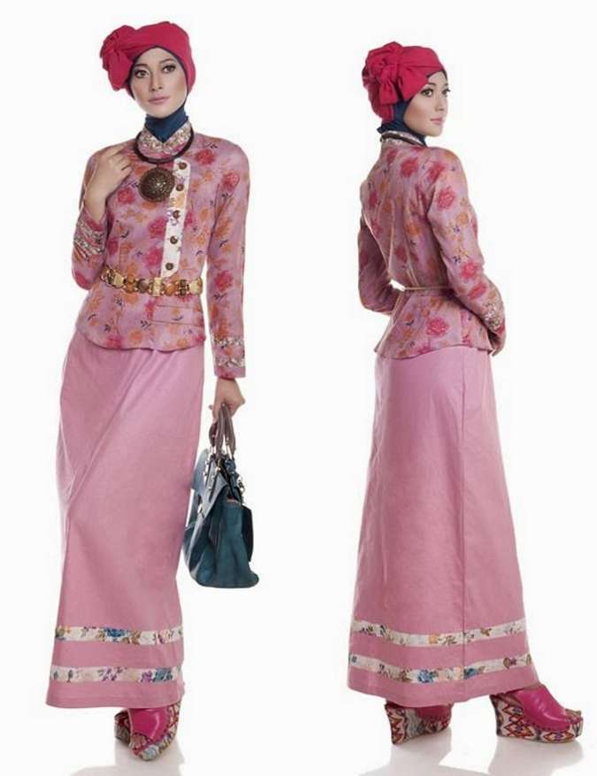 Image Result For Model Gamis Batik Dewasa