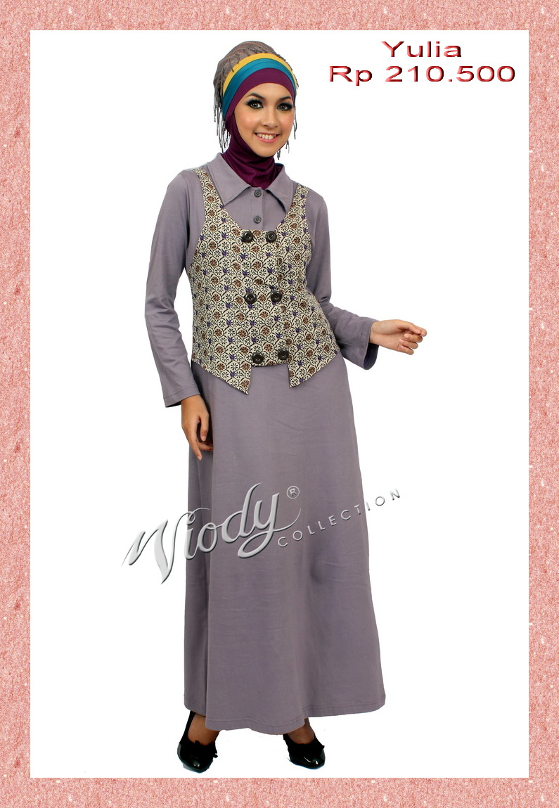 Image Result For Model Gamis Spandek Polos