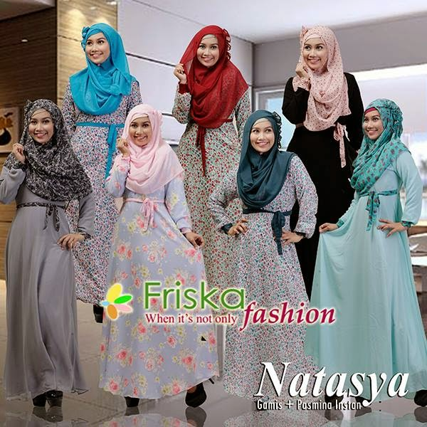 Image Result For Model Gamis Kaos Dannis Terbaru