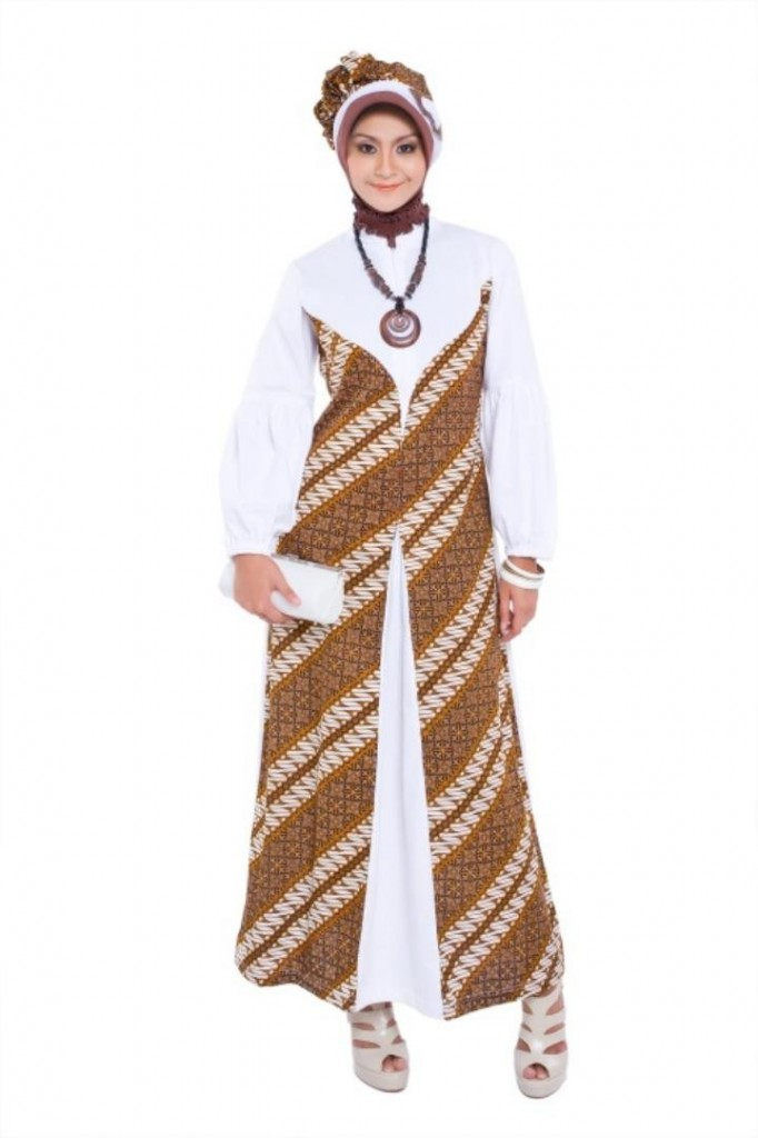 Image Result For Model Gamis Abaya Batik