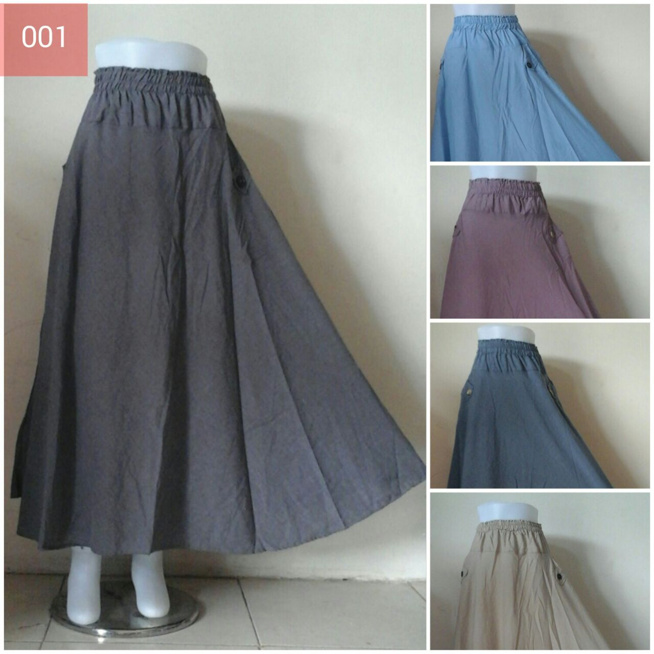 Image Result For Pola Baju Gamis Model Payung