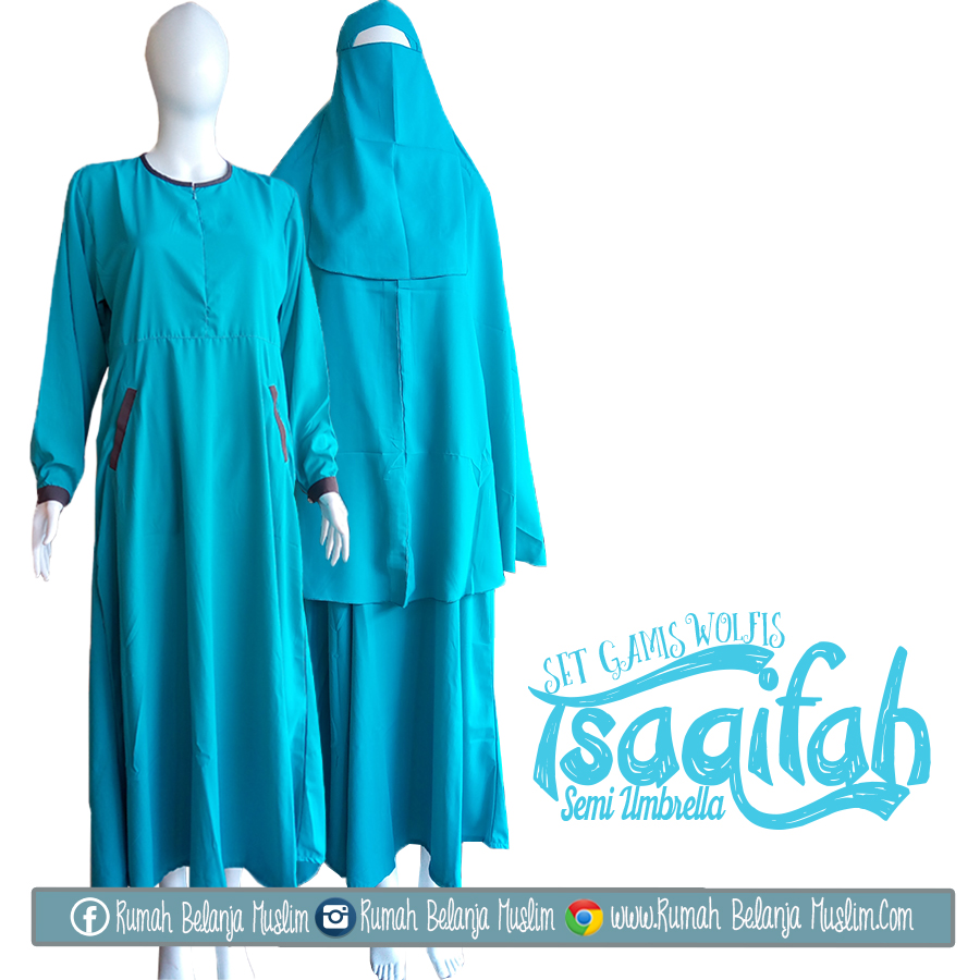 Image Result For Model Gamis Umbrella Kombinasi
