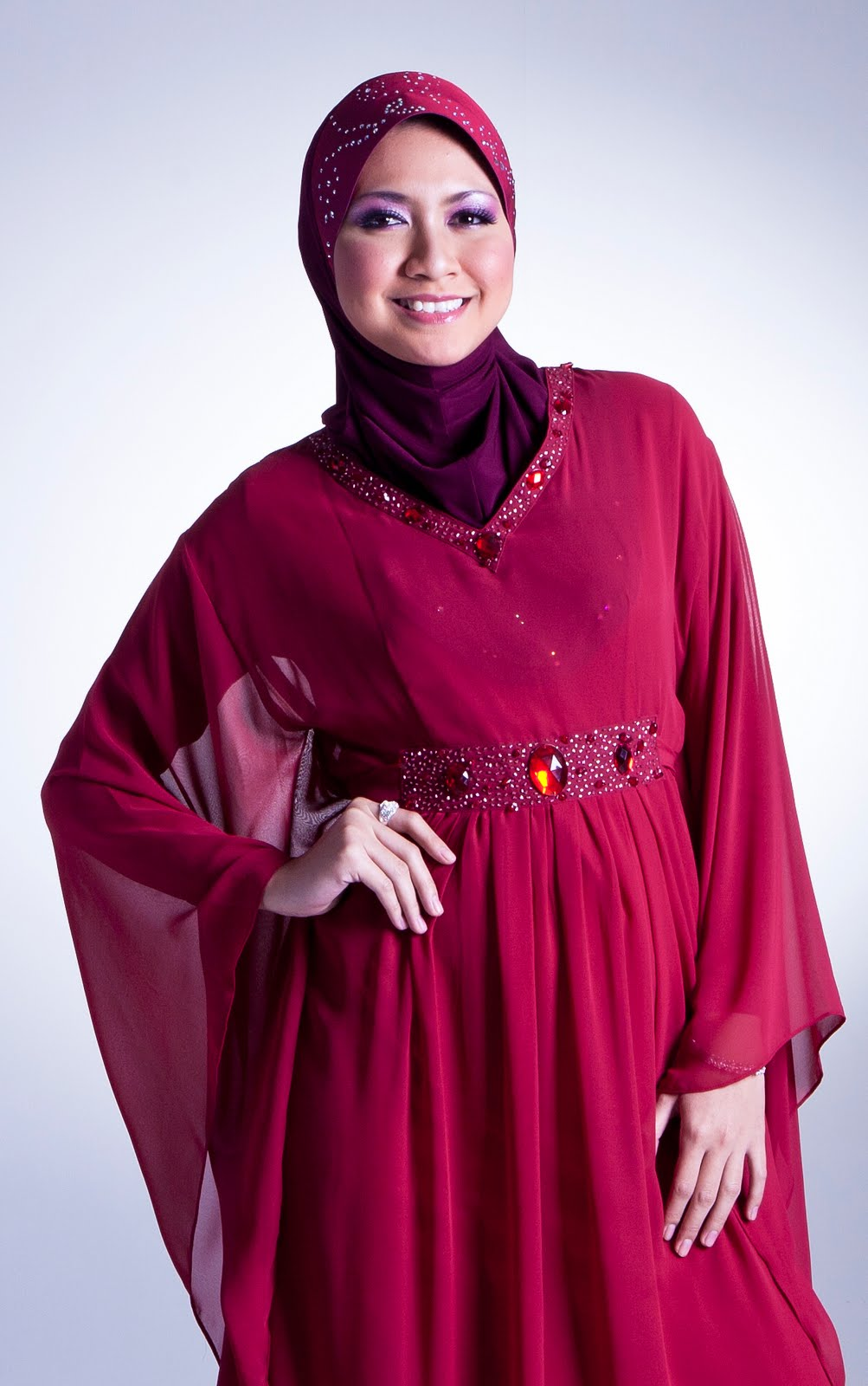 Image Result For Model Gamis Plus Rompi