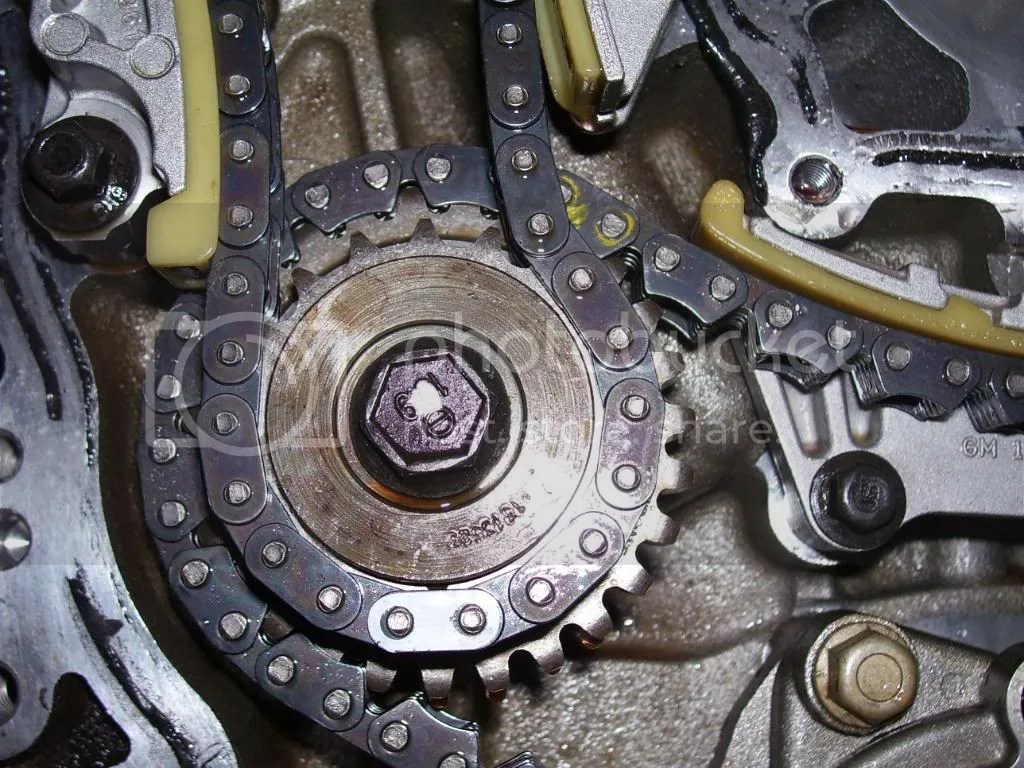 Timing Belt Replacement 2007 Saturn Outlook