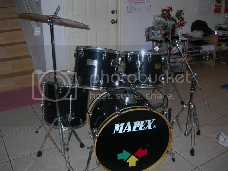 Mapex Drum Set For Sale   D M L  Drum Forum Thank you for looking guys
