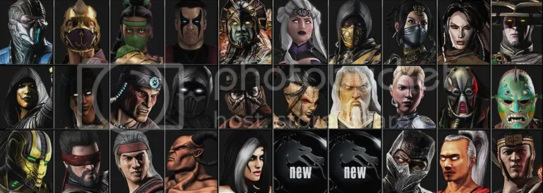 Roster 2 All Dlc Injustice