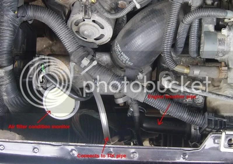 Corvette Inline Fuel Filter Location