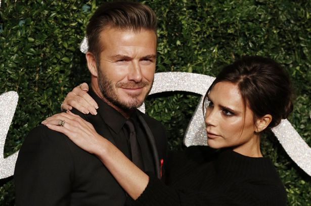 David Beckham reveals he shaved off his beard after wife ...