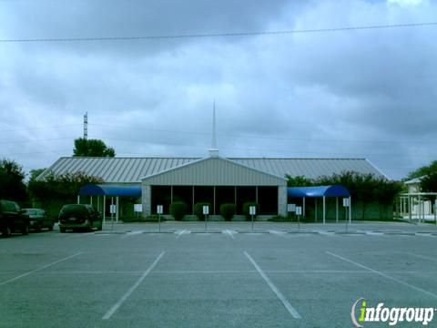 Leon Valley Baptist Church 7990 Grissom Rd San Antonio