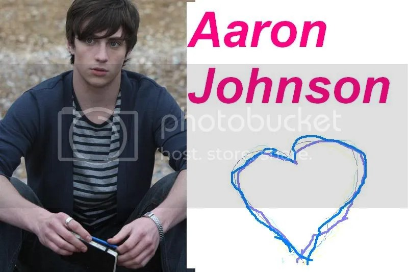 Aaron Johnson Graphics, Pictures, & Images for Myspace Layouts