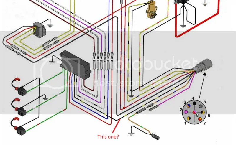 2002 Mercury 225 Wiring Diagram