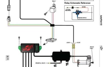 Viair Air Ride Plumbing Diagram | Licensed HVAC and Plumbing on