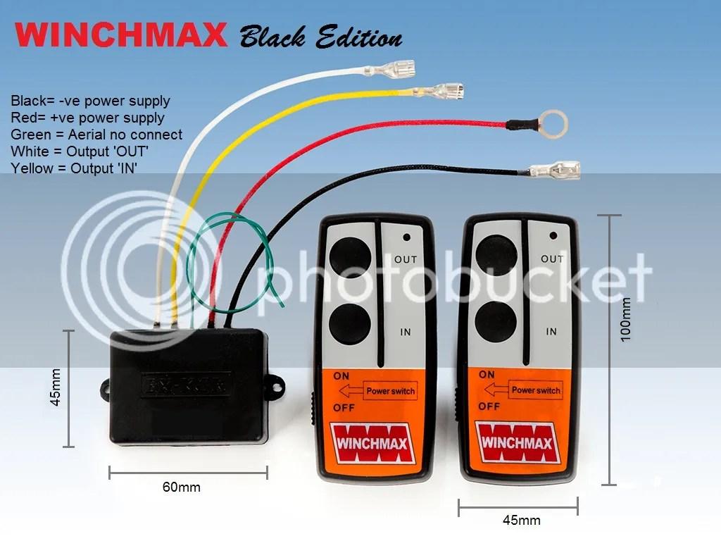 Champion Winch Wiring Diagram 2500