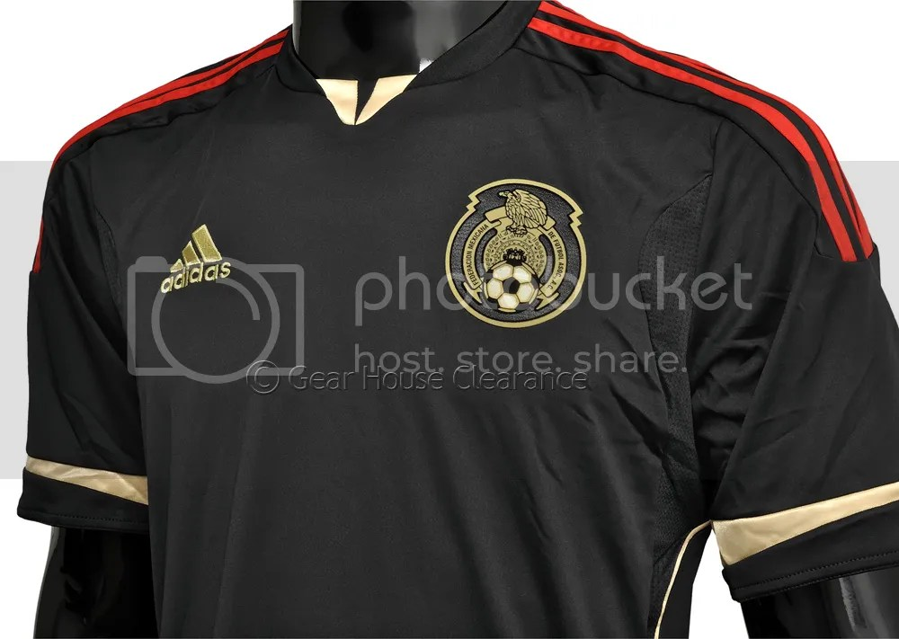 2013 Official Soccer Mexico Jersey
