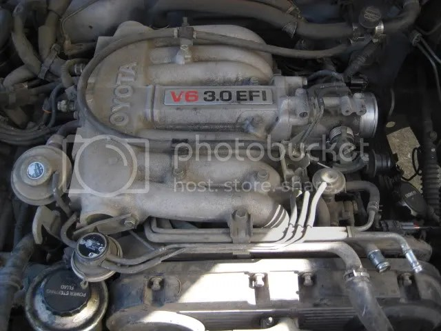 95 Mercury Sable Engine