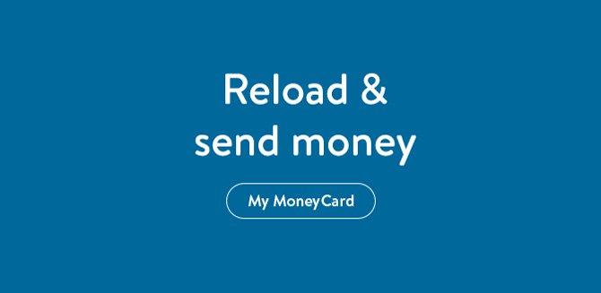 Walmart Card Debit Prepaid Account