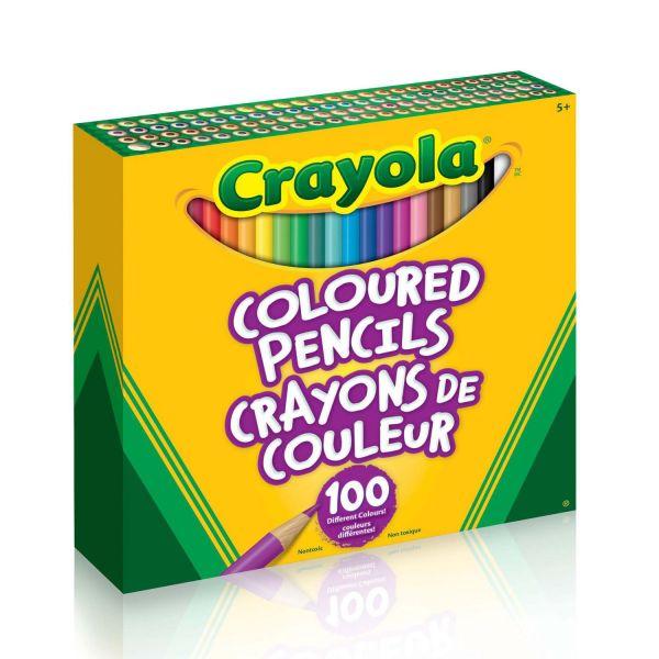 crayola color pencils # 17