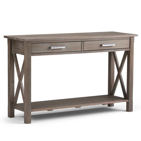 Waterloo Console Sofa Table   Walmart Canada Waterloo Console Sofa Table