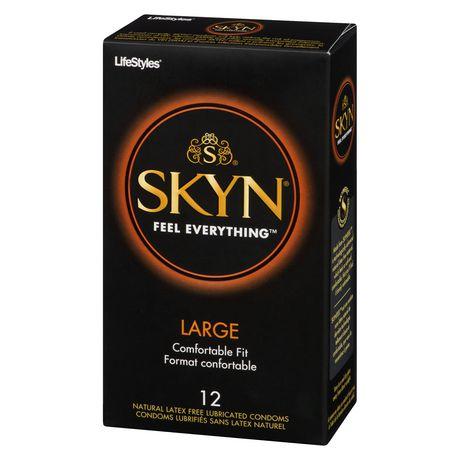 LifeStyles Skyn Large Condoms   Walmart.ca