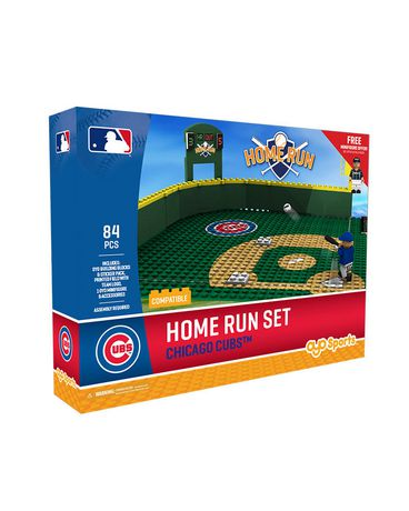 OYO Sportstoys Home Run Set  Chicago Cubs   Walmart Canada OYO Sportstoys Home Run Set  Chicago Cubs
