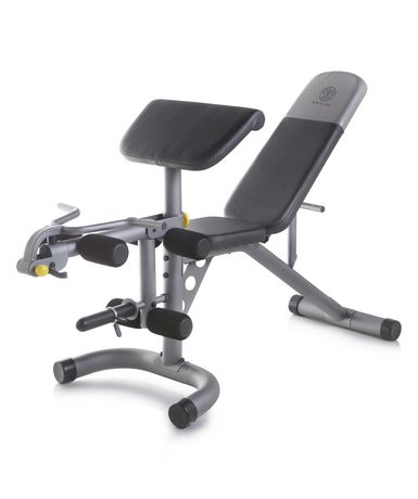 Golds Gym Xrs 20 Olympic Workout Bench Walmart Canada